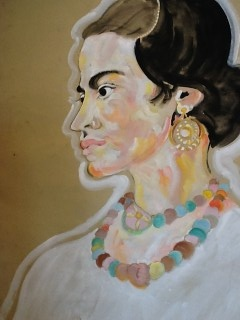James Paul Brown: Frida