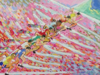 James Paul Brown: Olympic sprinters