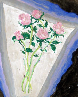 James Paul Brown: Pink Roses