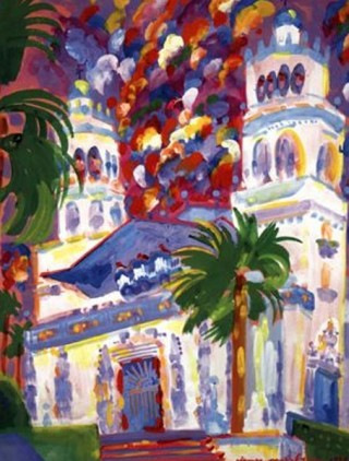 James Paul Brown: Hearst Castle II