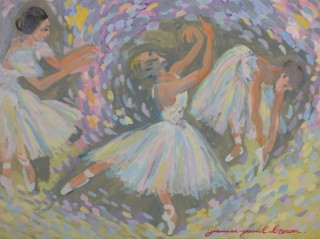 James Paul Brown: The Dancers