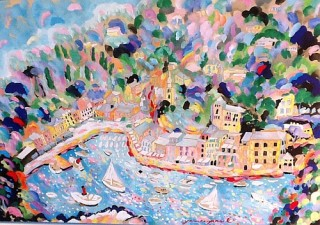 James Paul Brown: Portofino